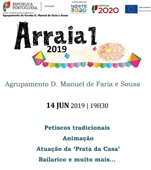 Arraial 2019