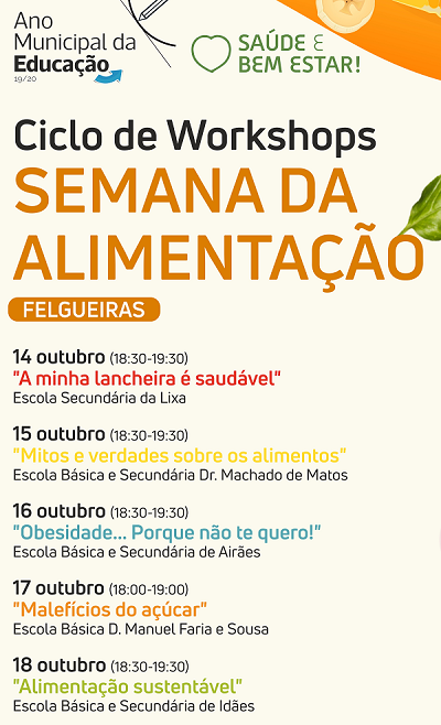 Workshop - Malefícios do Açúcar