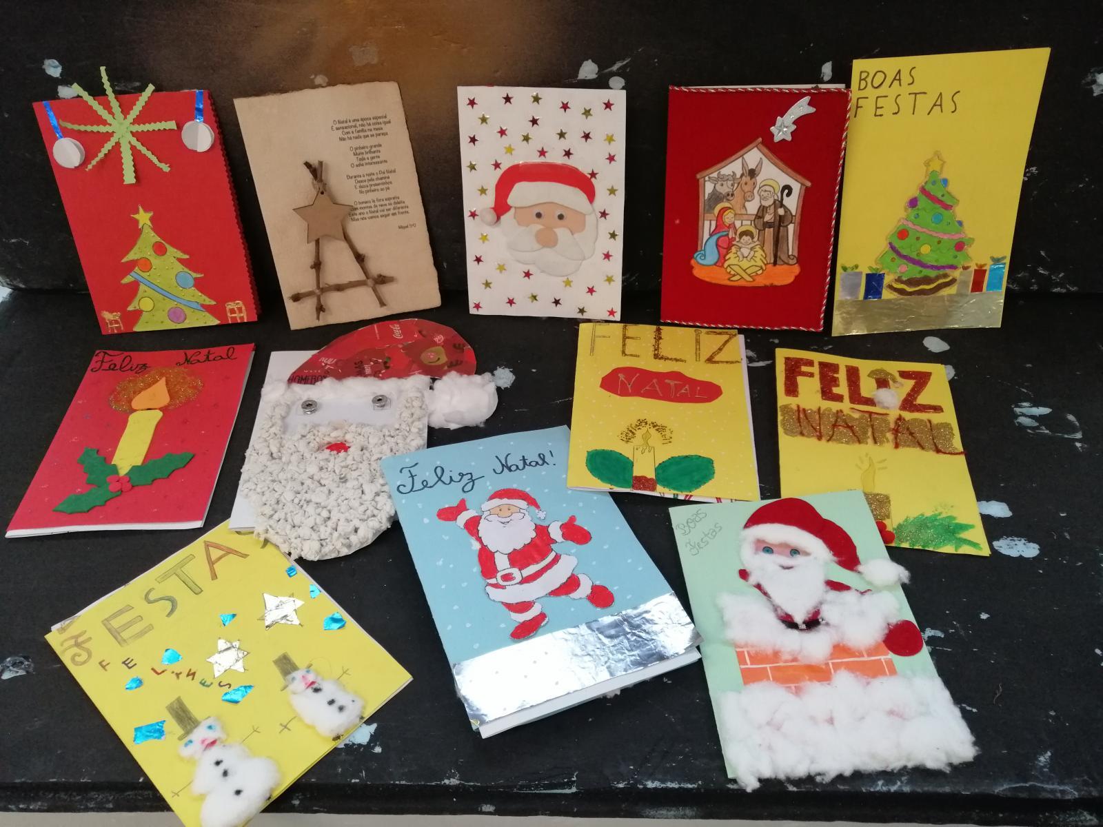 Exposição  e Concurso  de Postais de Natal